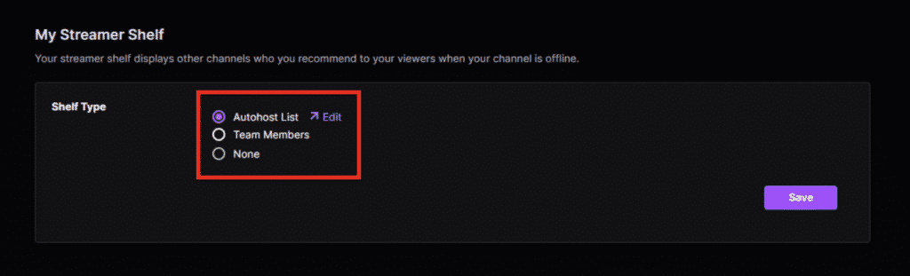 How to Spotlight Partner Channels on Twitch